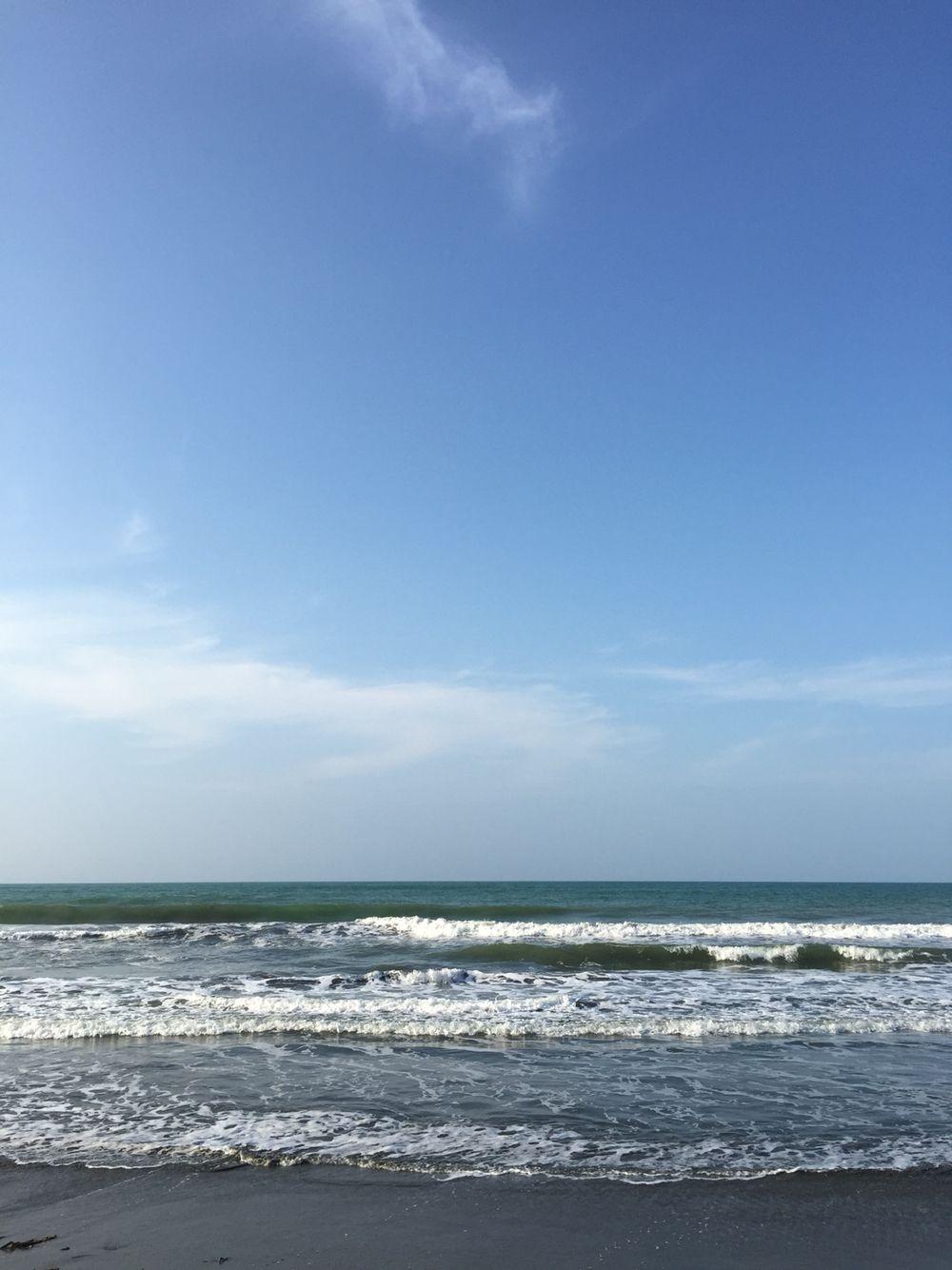 22 de diciembre de 2014, 03:00 p.m. El mar de San Bernardo del Viento!!!...