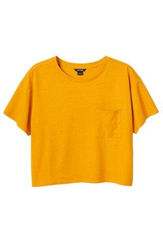 eadaab510e8 Maja tee | school cloths to buy | Crop shirt, Tops, T shirt crop top