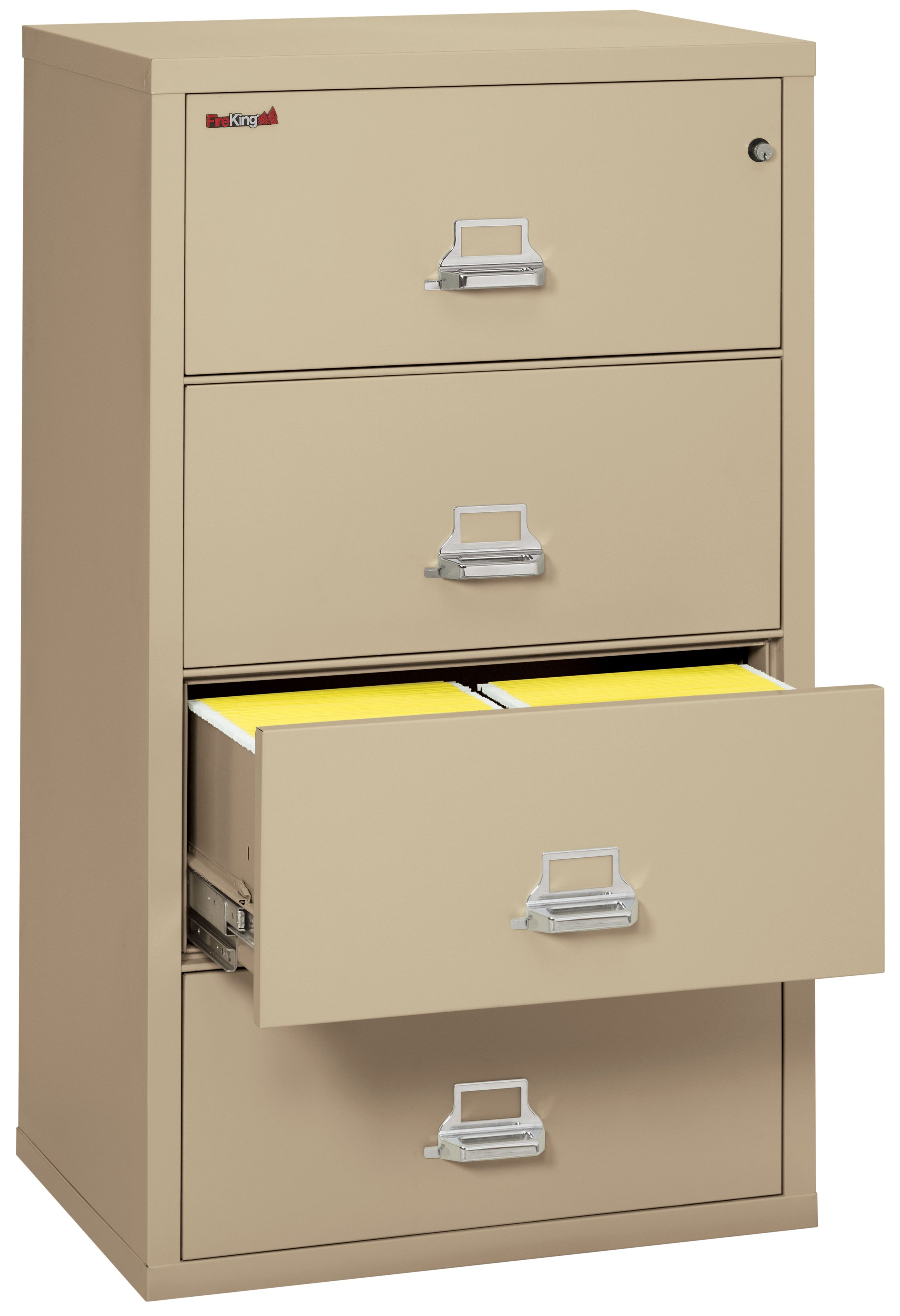 Wide File Cabinets