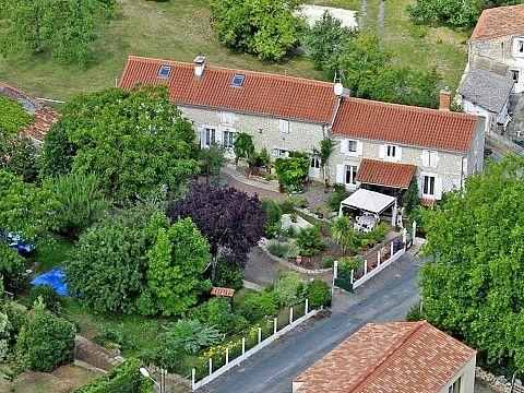 Gîte rural en Vendée à Chaix, près de Fontenay le Comte #vendee