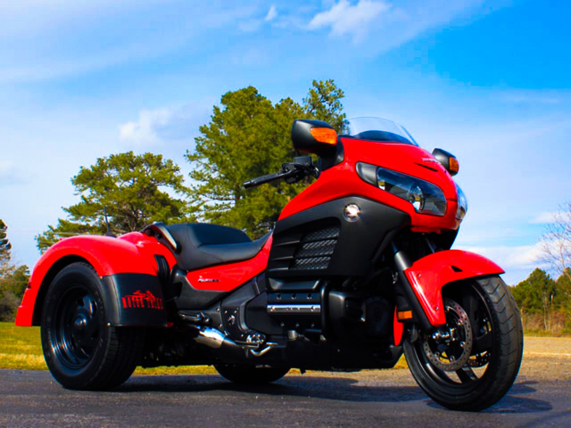 2013 honda goldwing f6b raptor trike kit price 8 395 http