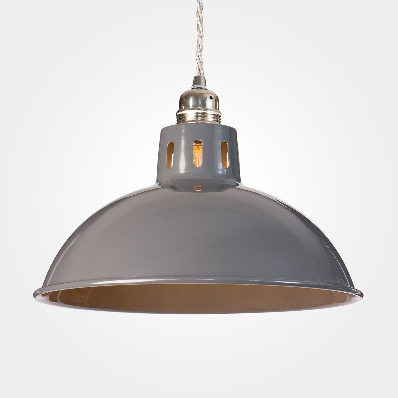Industrial Kitchen Lights Top Sink Factory Pendant Light Dark Grey Artifact