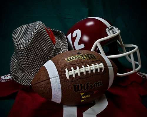 All about Alabama football...