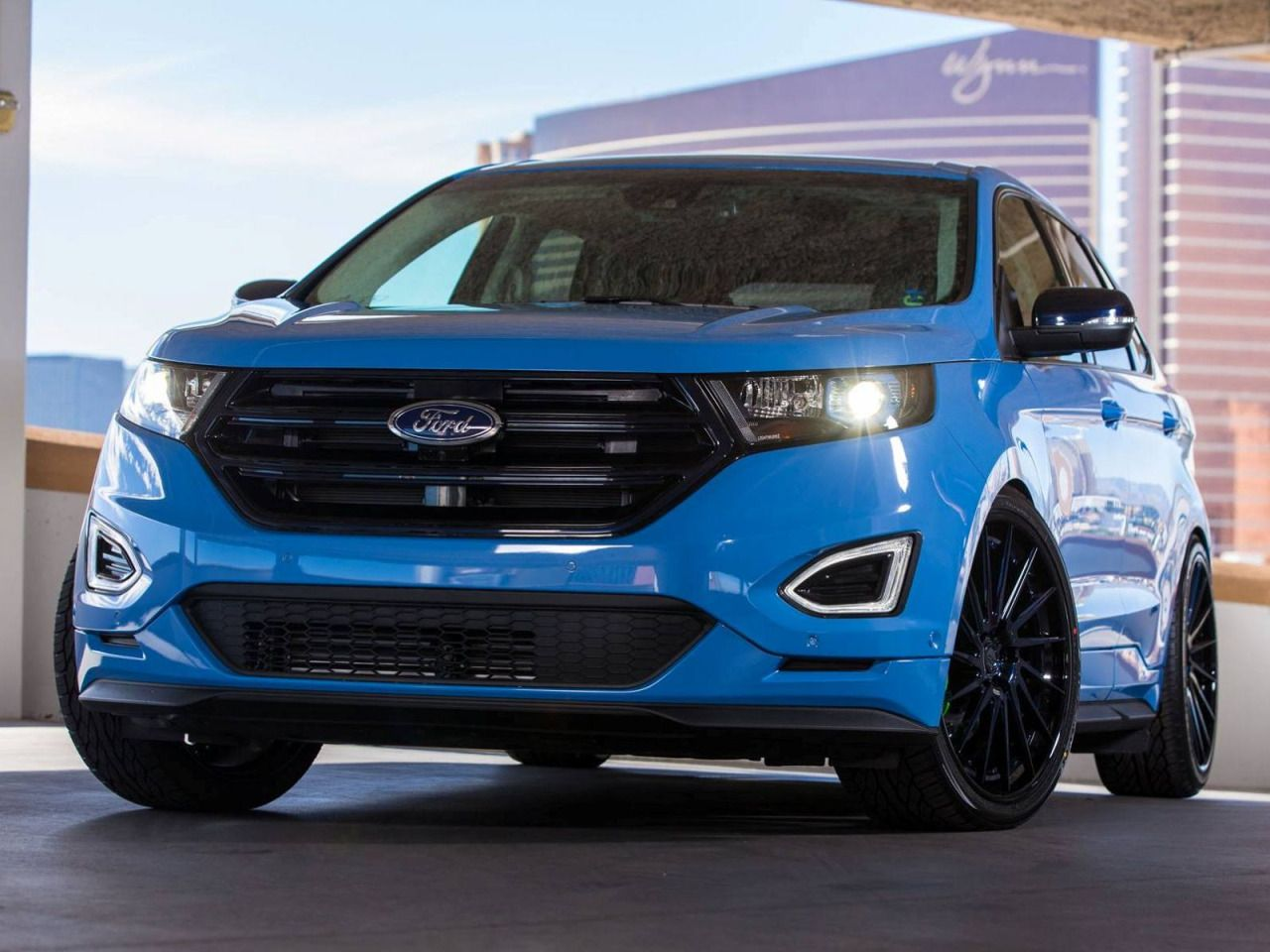 Ford Edge Sport (With images) Ford edge, Ford edge sport