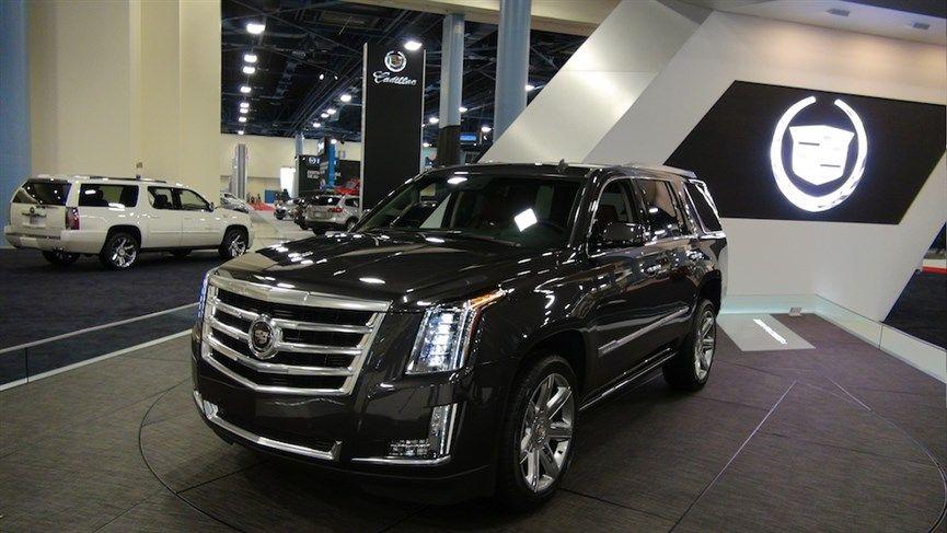 escalade overview new cars price platinum cadillac