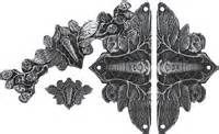 Decorative Brackets and hinges - Yahoo Image Search Results