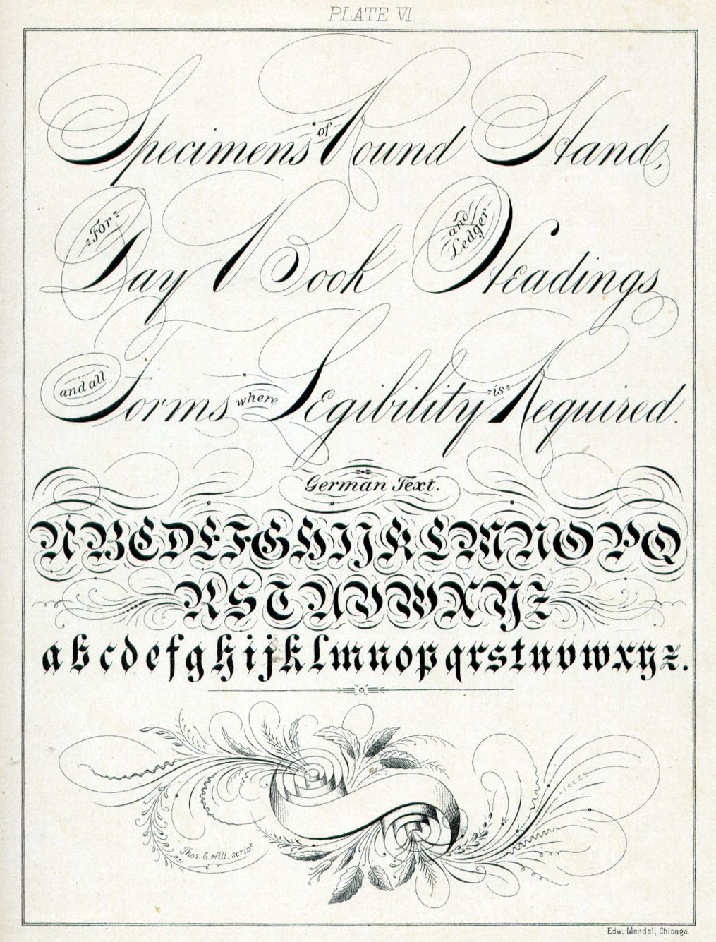 Victorian handwriting google search type london