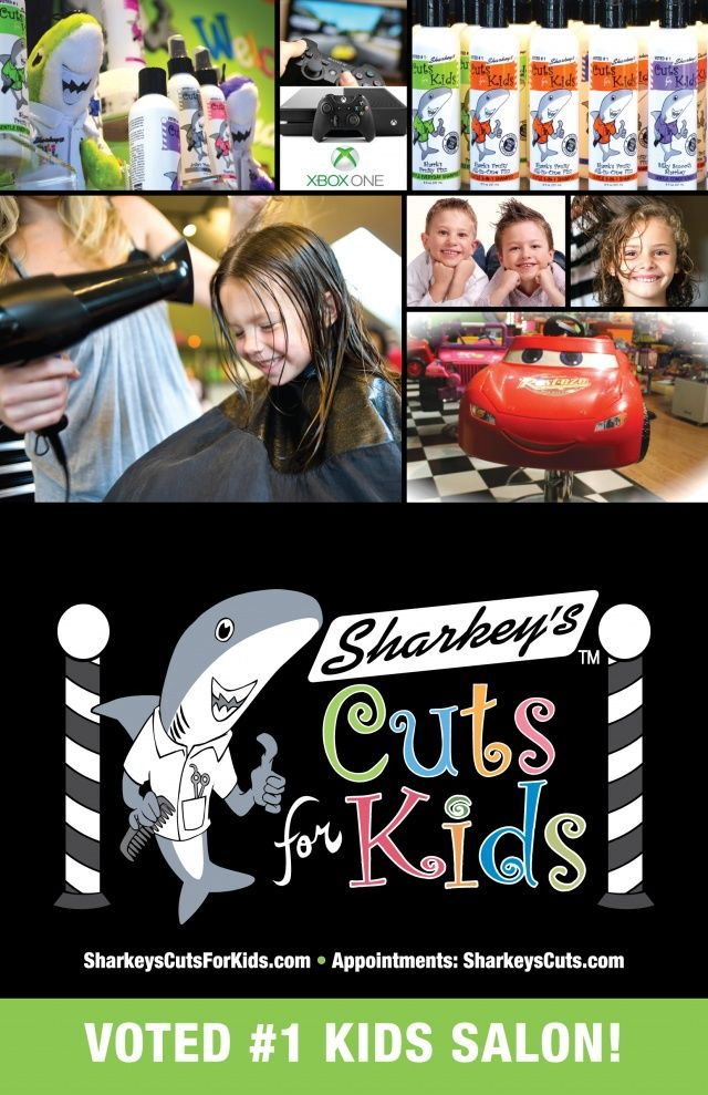 Cary Nc Sharkeys Cuts For Kids The Future Pinterest
