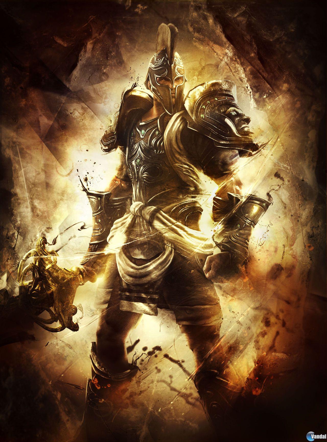Firmas- LN God of Soldiers (Lesser)   Kratos god of war, God