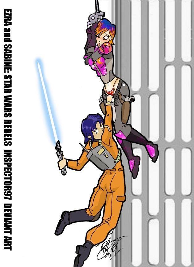 Does star wars clone wars ahsoka sex something