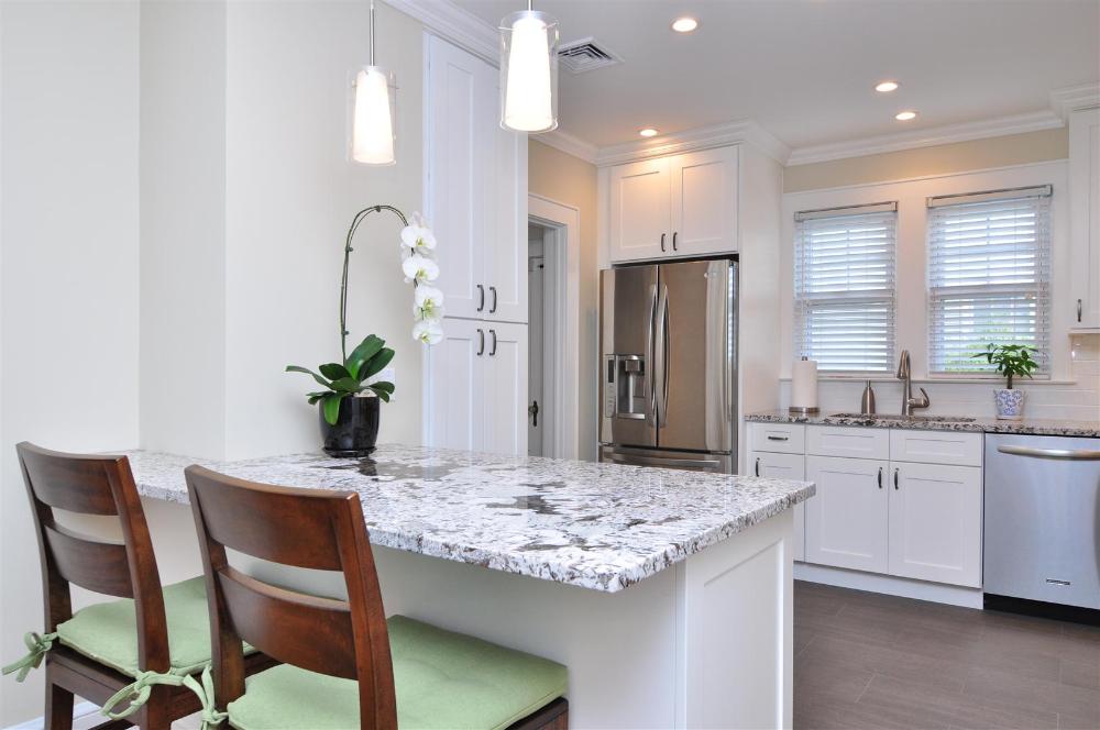 Best Aspen White Shaker Ready To Assemble Kitchen Cabinets 400 x 300