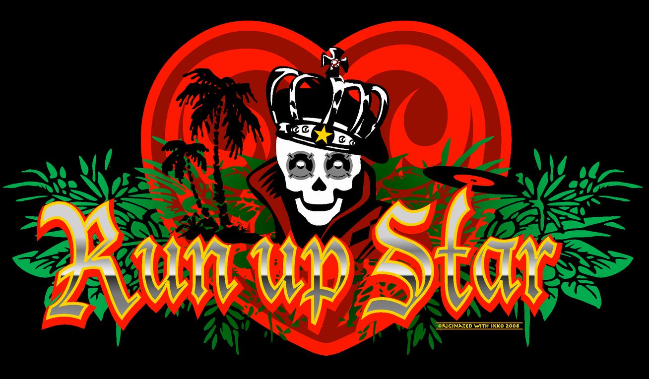 Run up Star  Reggae sound outta Japan