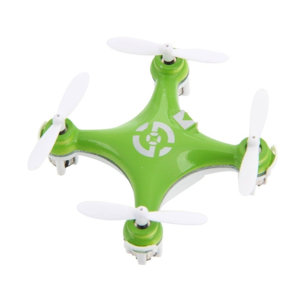 Cheerson cx10 4ch 24ghz 6 axis gyro rc quadcopter green
