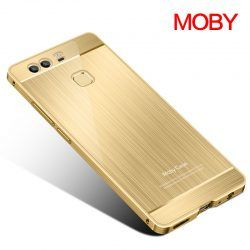 Case Huawei P9 Moby Metal Frame + Brushed PC Back Plate