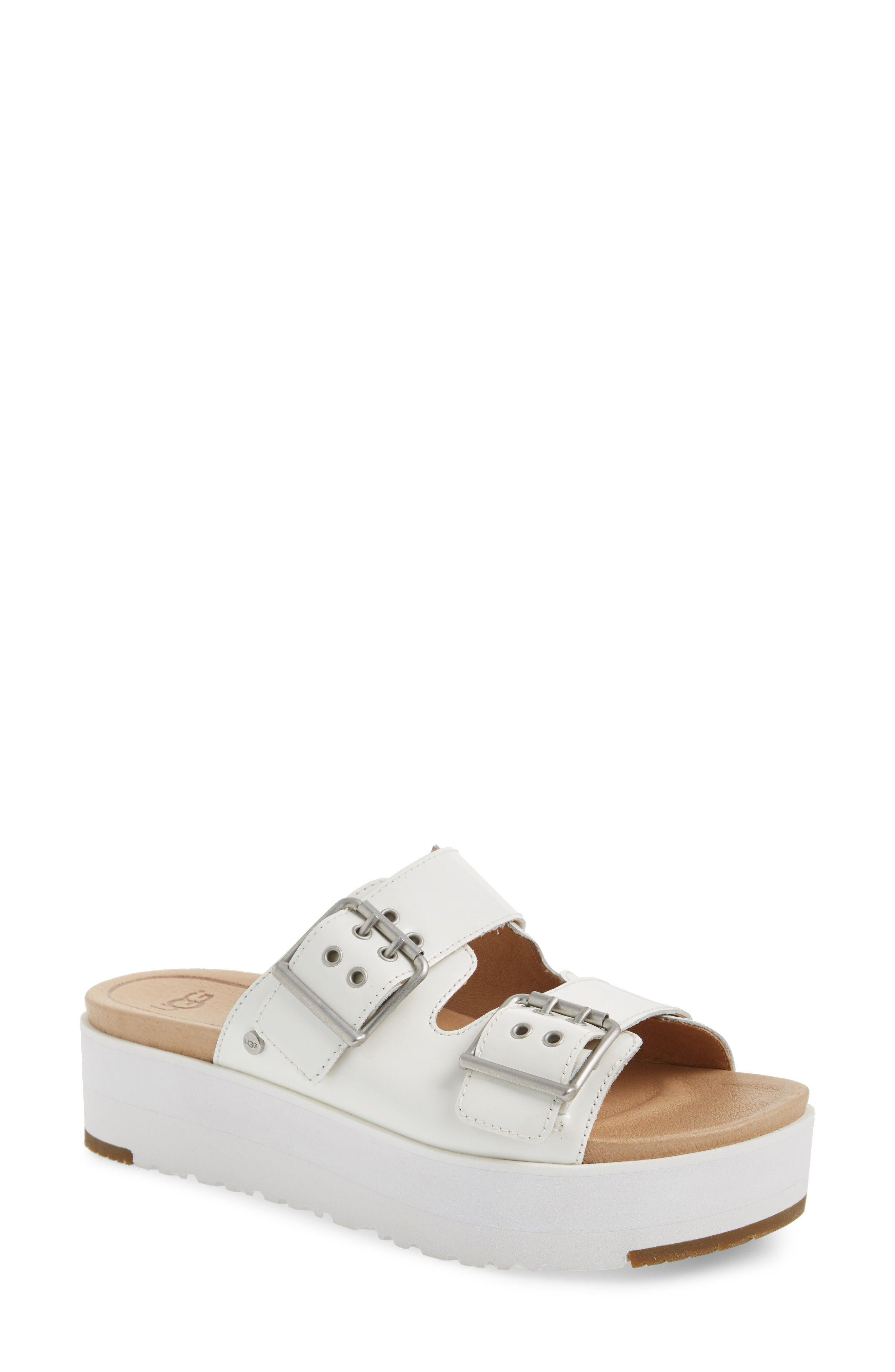 e09129d3e8b UGG | Cammie Platform Slide Sandal #Shoes #Sandals #Slides #UGG ...