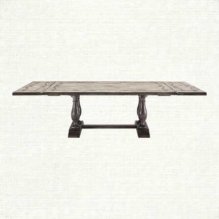 """savona 78"""" rectangle bell'arte dining table 