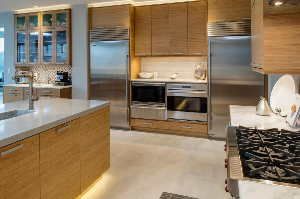 Best Contemporary Kitchen With 36 Dual Fuel Range 6 Burners 400 x 300