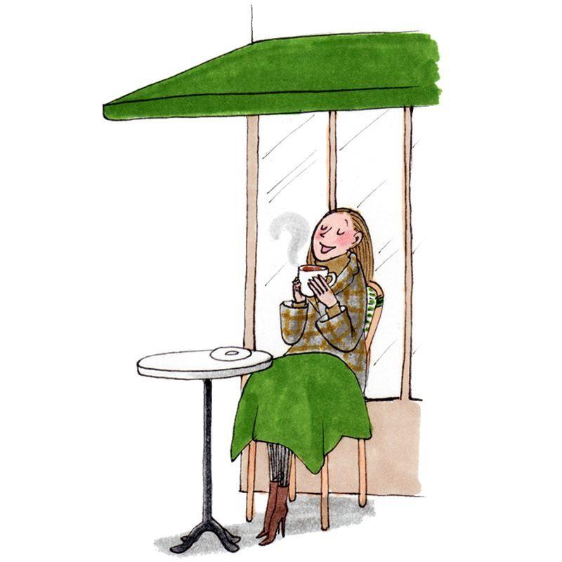 La couverture pour terrasse   illustration   Pinterest   La ...