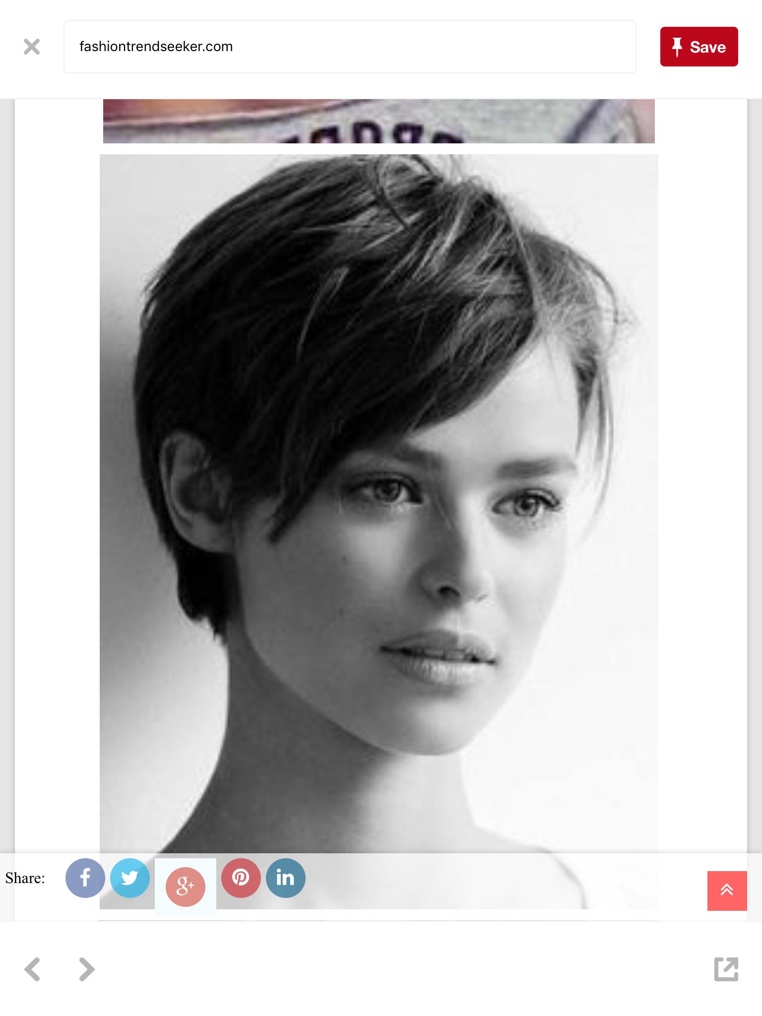 Pin by melinda newnham on short hair cuts pinterest shorter hair
