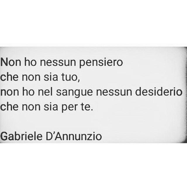 Bien connu Gabriele D'Annunzio | frasi italiani | Pinterest | Osho, True  ZA47