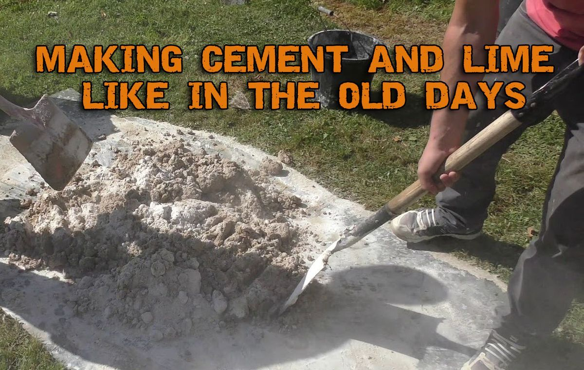 how is limestone used to make cement mortar and concrete