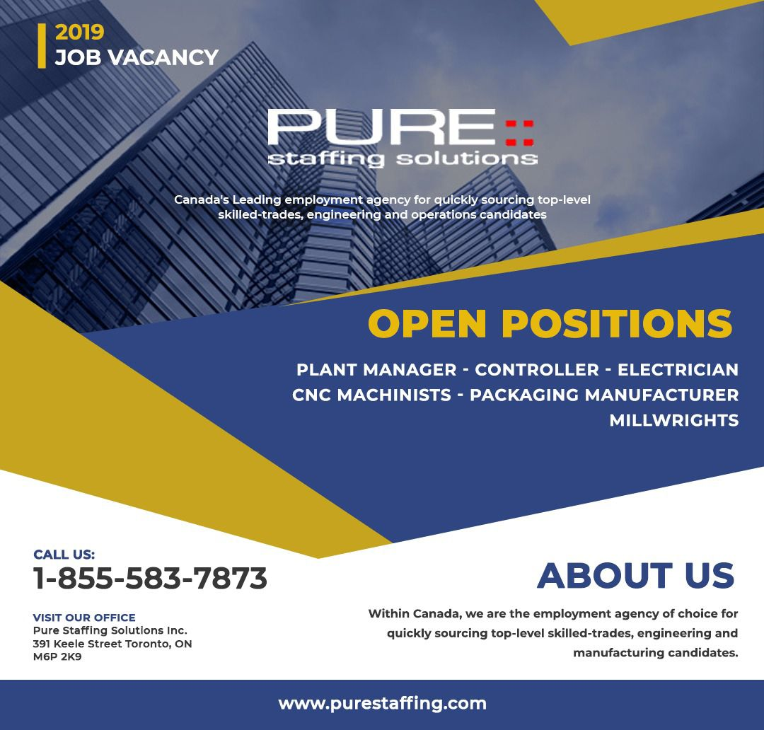 PURE STAFFING SOLUTIONS , GIVES SOLUTIONS FOR YOUR CAREER