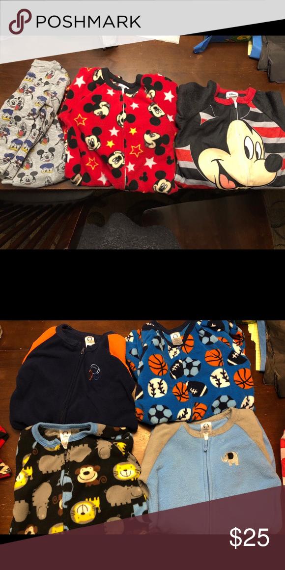 f8a25f1ea Toddler winter pajamas