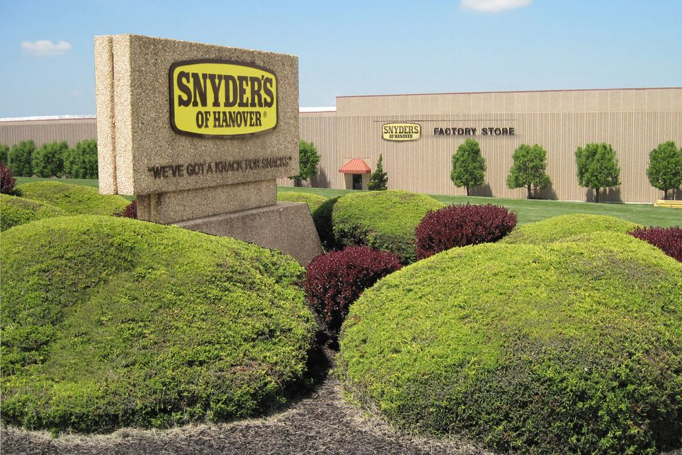 Snyder Of Hanover Tour