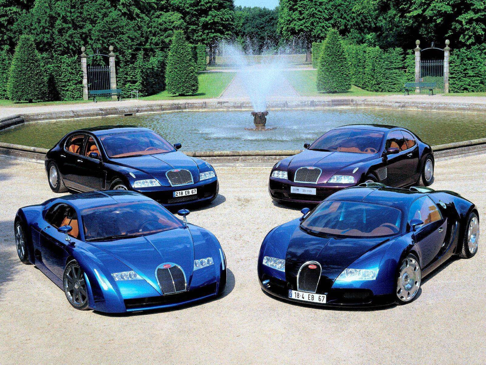 Modern Wedding Cars For