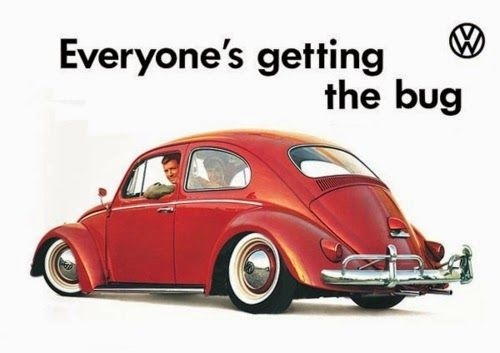 1961 Bug - Vintage VW - >Beetle Photos - Community - Google+