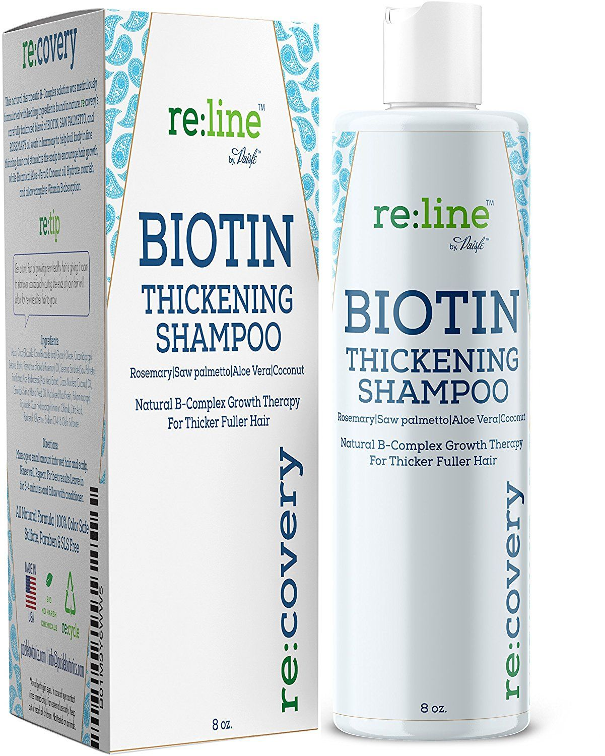 Biotin Shampoo For Hair Growth Thickening Shampoo For Hair Loss