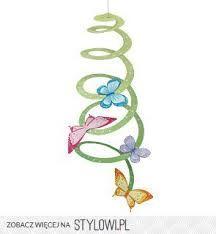 Znalezione Obrazy Dla Zapytania Wiosenne Dekoracje Wiszace W Przedszkolu Paper Crafts Spring Crafts Crafts