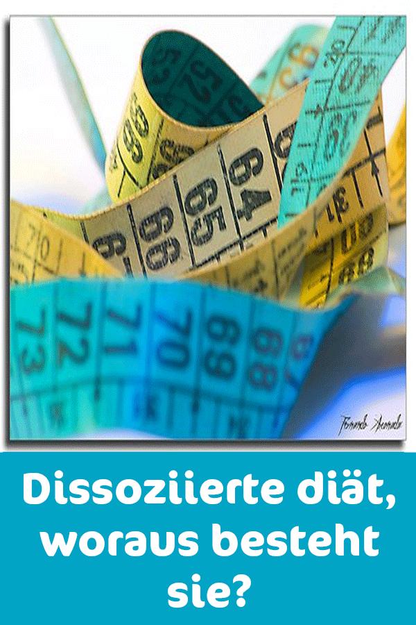 Dissoziierte Diäten, um kostenlos Gewicht zu verlieren