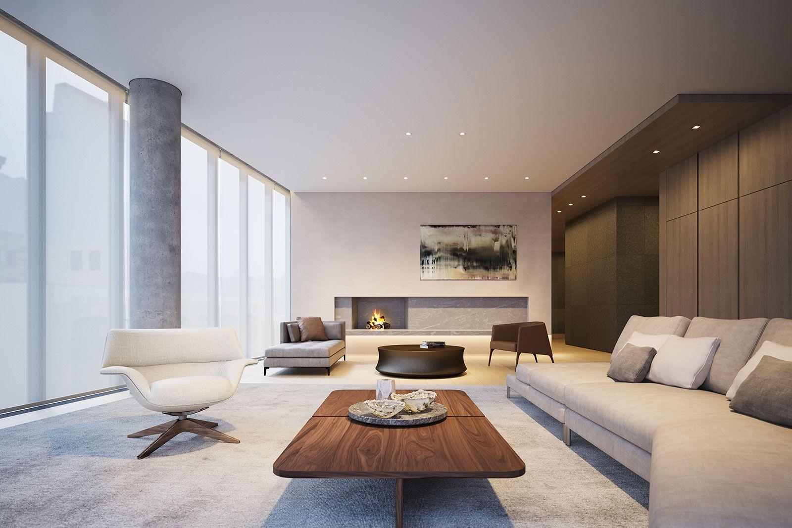 Tadao Ando The Self Educated Architect Living Room Carpet Living Room Flooring Interior Design