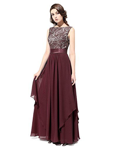 For the dress  Fabric  Lace (top half)  Satin (Waistline)  Chiffon (Skirt)  Embellishment  Lace pattern Features  Long e88c9ffde9d4