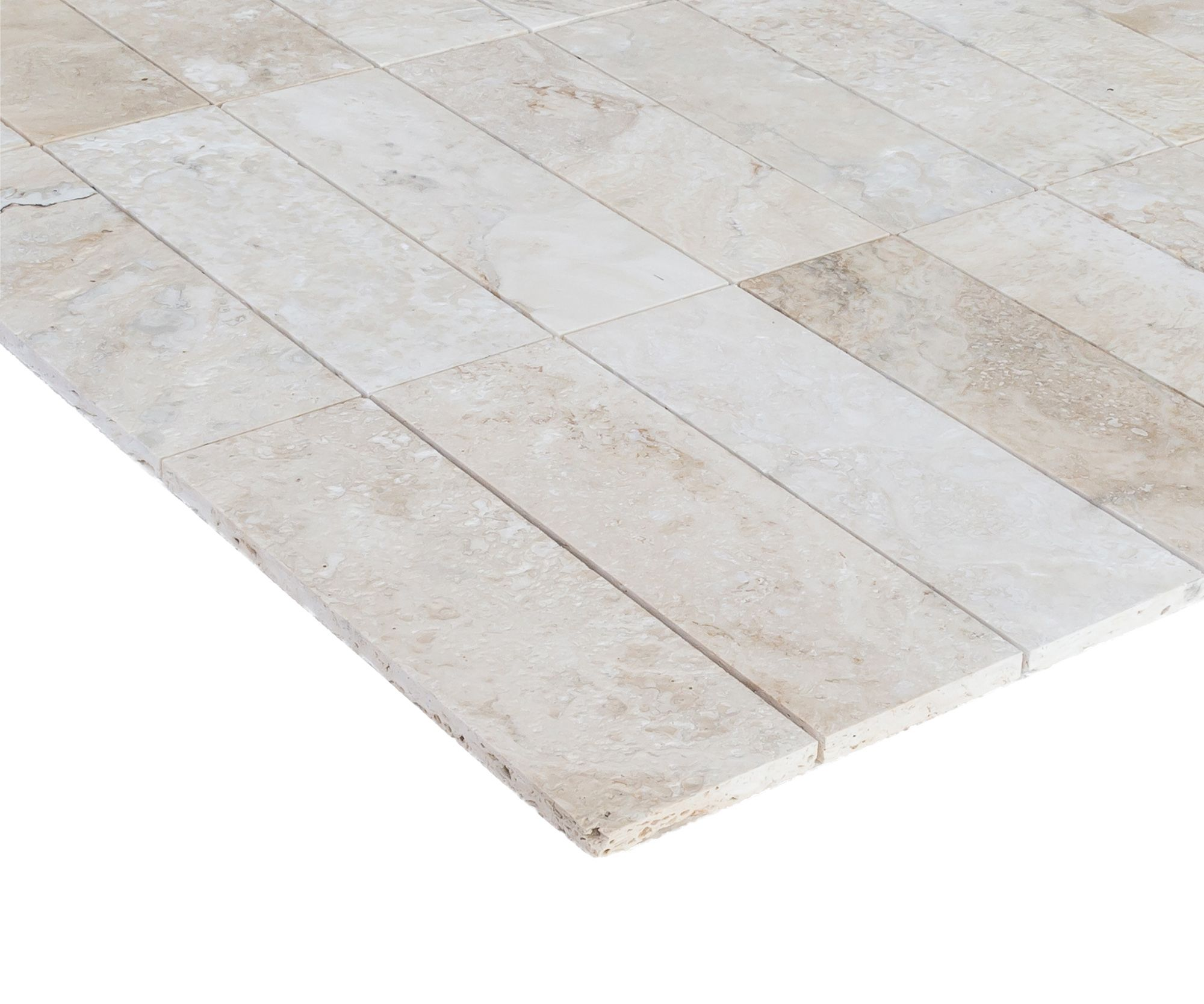 Travertine tile brushed travertine tile travertine and lights