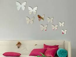 ikea espejos mariposa