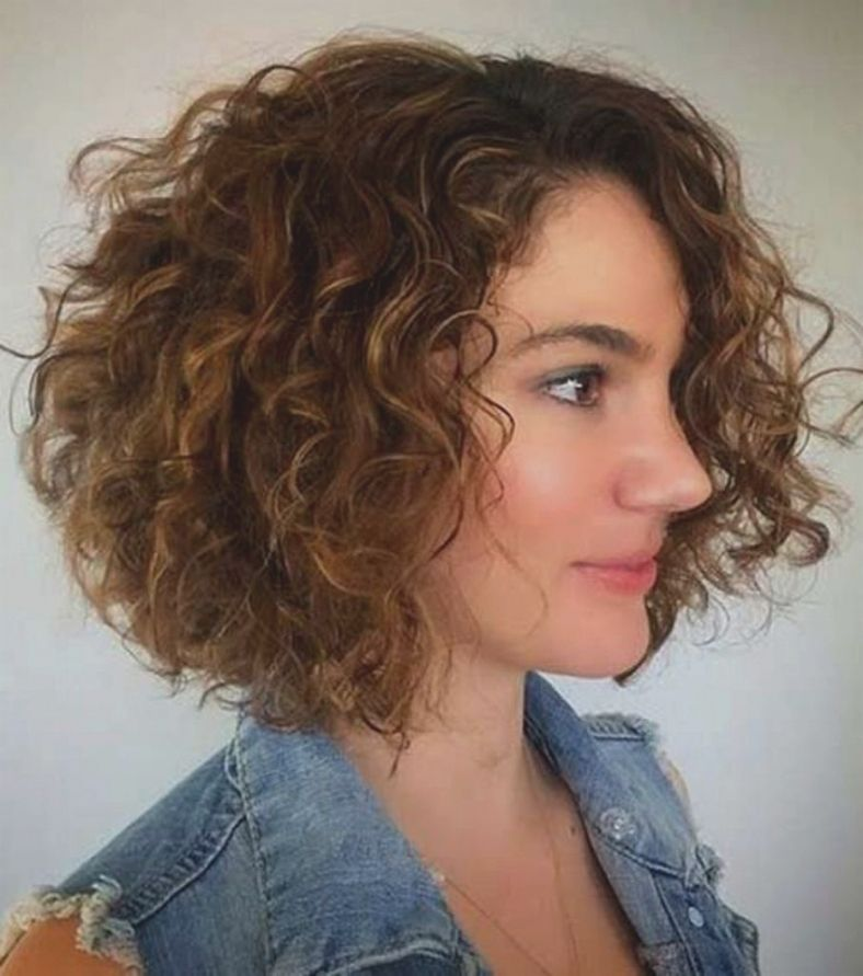 Frisuren Naturkrause Short Curly Hair Curly And Short Hair