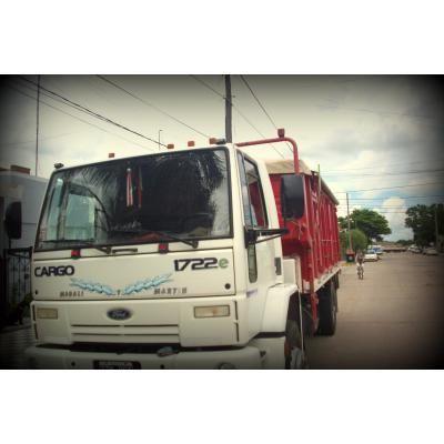 Ford Cargo 1722e Listo Para Salir A Trabajar Http Oliva Anunico