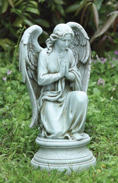 weeping angel garden statue australia outdoor statues for sale praying stone