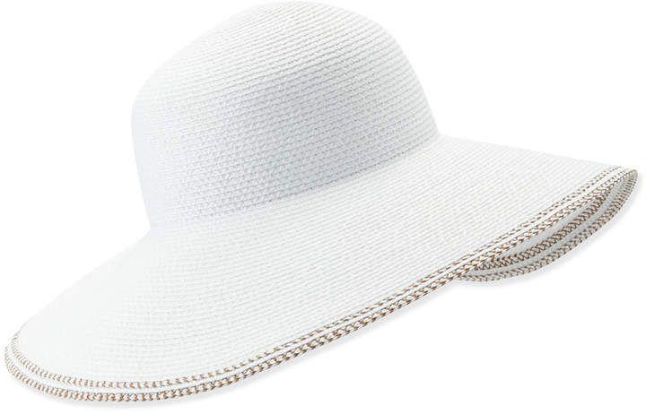 Eric Javits Bella Woven Floppy Sun Hat Floppy Sun Hats 92c6da3e02ff