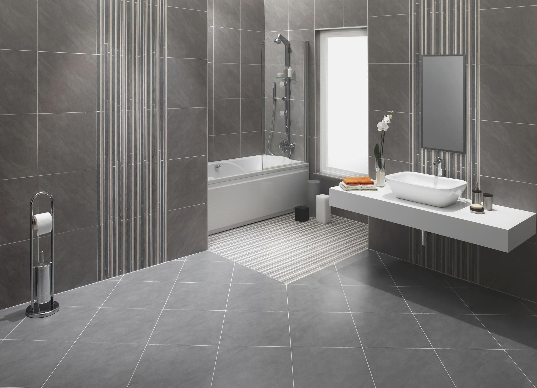 Trend Best Tile For Bathroom 42 For Your Tiles For Bathrooms With Tile Bathroom Ceramic Tile Bathrooms Best Bathroom Tiles
