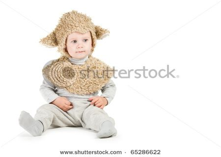Little Boy Sheep Costume Stock Photo (Edit Now) 65286622 #sheepcostume