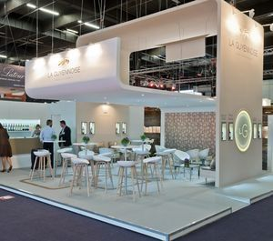 Accueil conception stands salons d 39 exposition architecture d 39 interieur arc typ for Stand expo deco