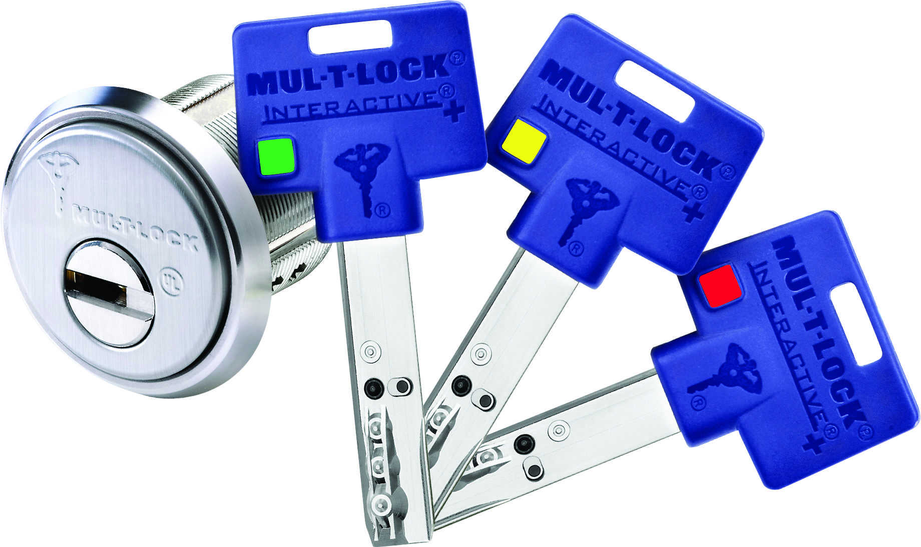 3in1 keying gives you the ability to easily rekey your own