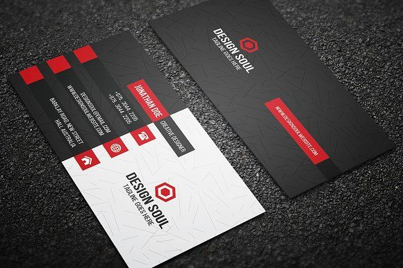 New modern business card templates adobe photoshop cs5 fully new modern business card templates adobe photoshop cs5 fully layered psd files easy customizable and editable 35x2 375x225 by designsoul14 reheart Images