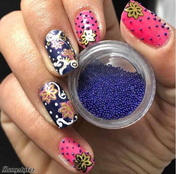 Nail Art For Spring Season 2017 - Reny styles