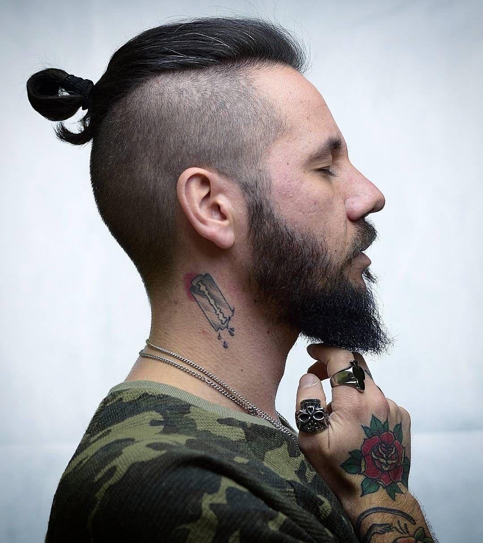 Pin Em Cortes De Cabelo Masculino Men Hair Style
