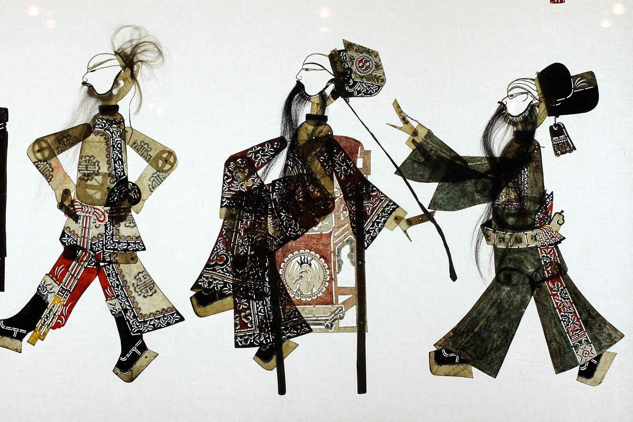 Chinese Shadow Puppetry | Shadow puppets, Shadow theatre, Puppetry