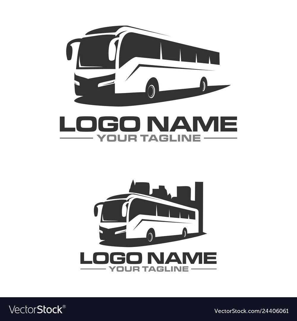 Bus City Logo Download A Free Preview Or High Quality Adobe Illustrator Ai Eps Pdf And High Resolution Jpeg Versions In 2020 City Logo Bus City Tourism Logo